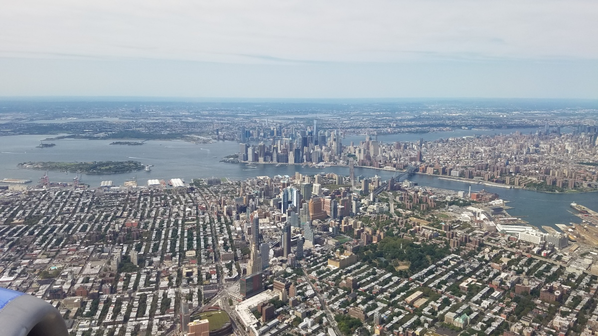 Experiencing Life Through Travel:NYC